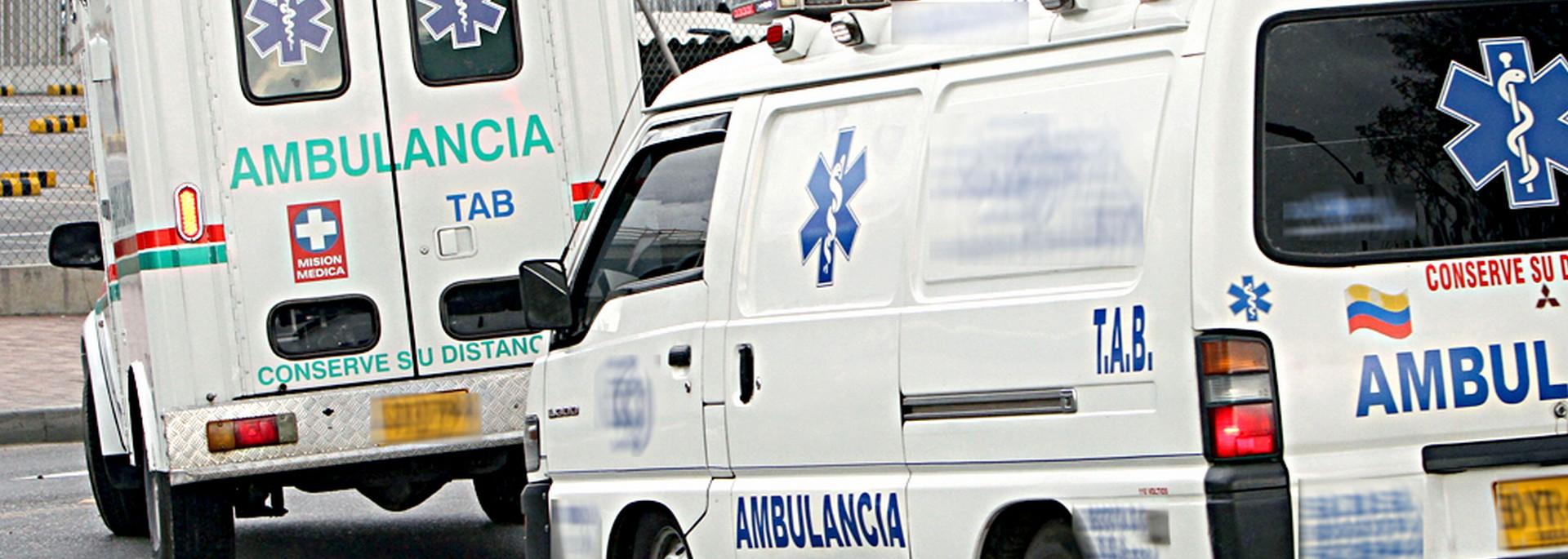 123 Ambulancias Salud con Calidad Ibagué Colombia
