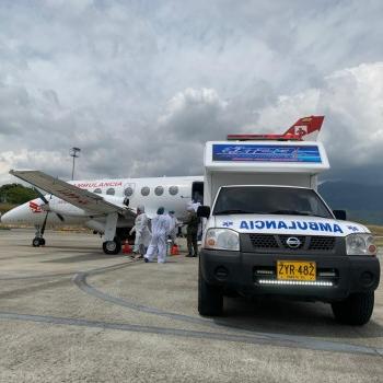 Transporte Asistencial en Ambulancia 123 Ambulancias Salud con Calidad Ibagué, Colombia